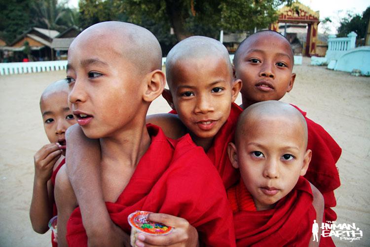 Meet Oakar, Ko, Htet, Kaung and Kaung