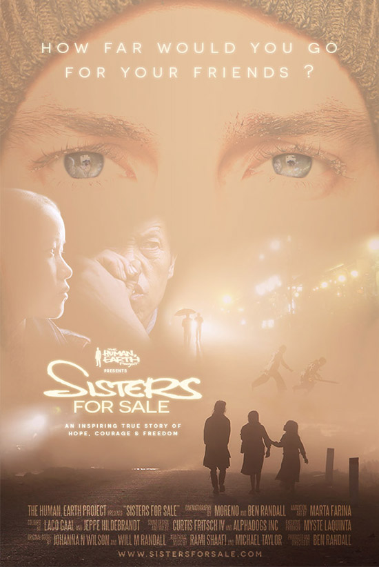 'Sisters For Sale' official poster