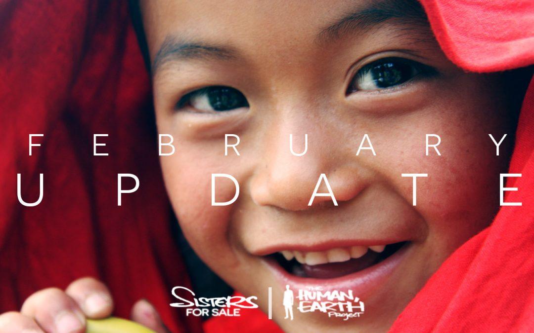 February update
