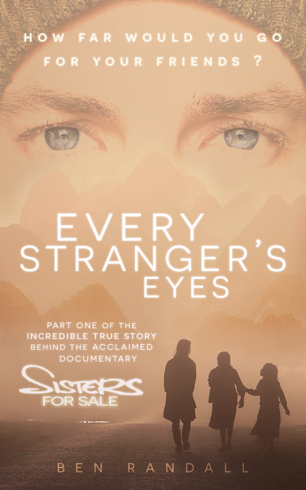 'Every Stranger's Eyes' cover