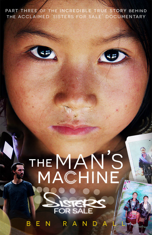 The Man's Machine cover